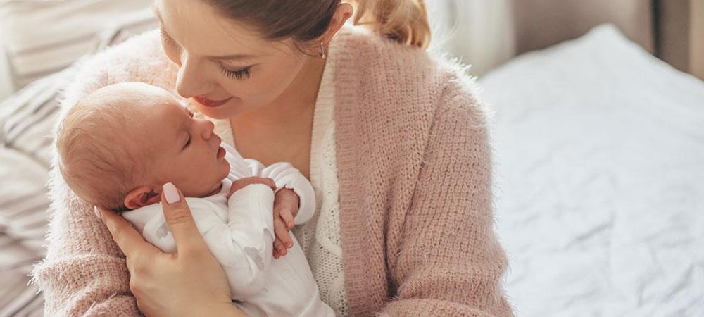 産後の抜け毛増加