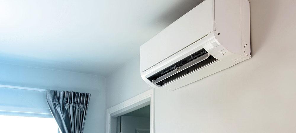 エアコン使用