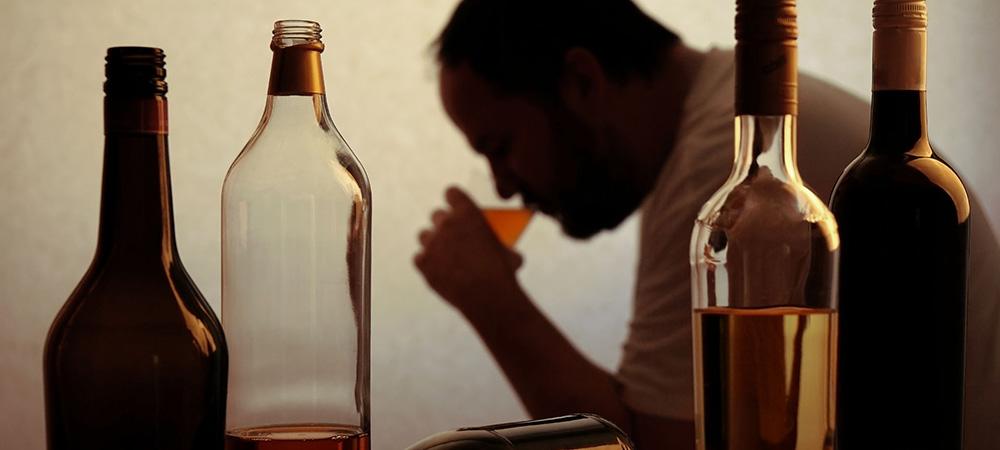 アルコール過剰摂取